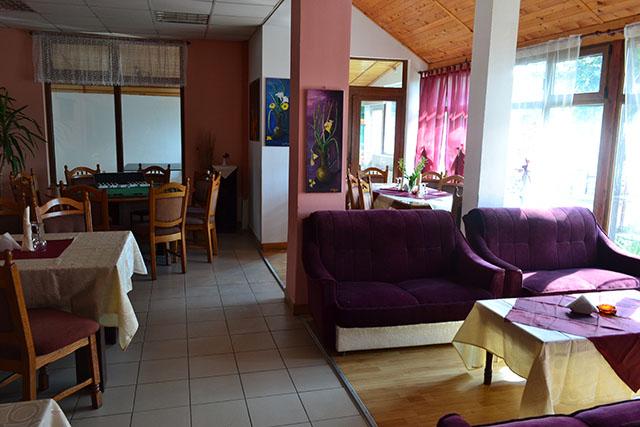 Bar-Restaurant-Terasa - Cazare pensiuni Valiug, Crivaia